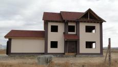 Строительство дома в Тыве